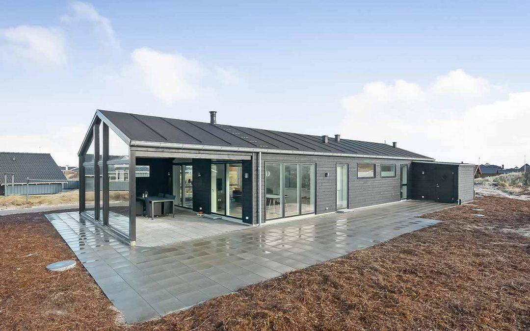 Nybygning af sommerhus på Karen Brands Vej
