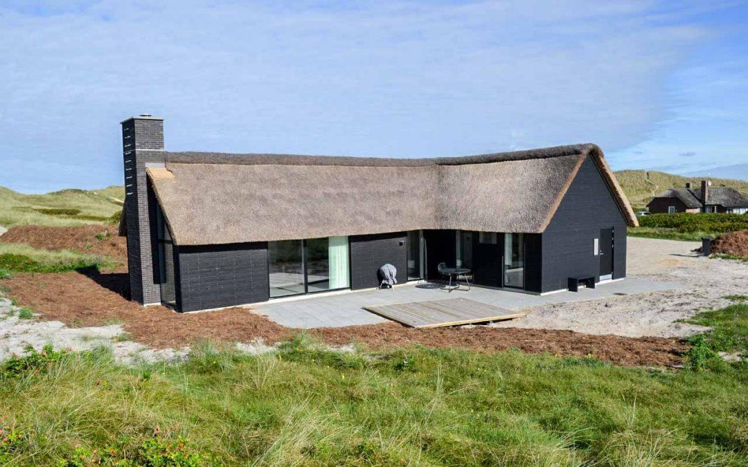 Nybygning af sommerhus på Kræ Degns Vej