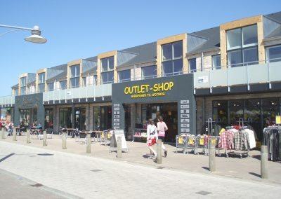 Lystfiskerens Outlet-shop i Søndervig