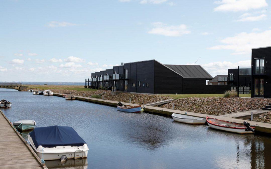Kanalhytterne Fjordengen