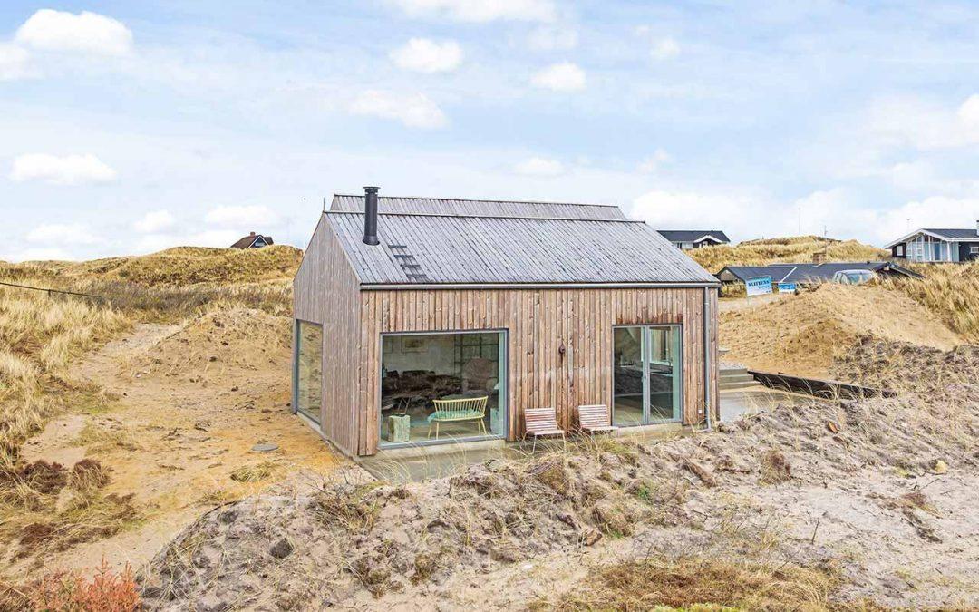 Nybygning af sommerhus i Søndervig