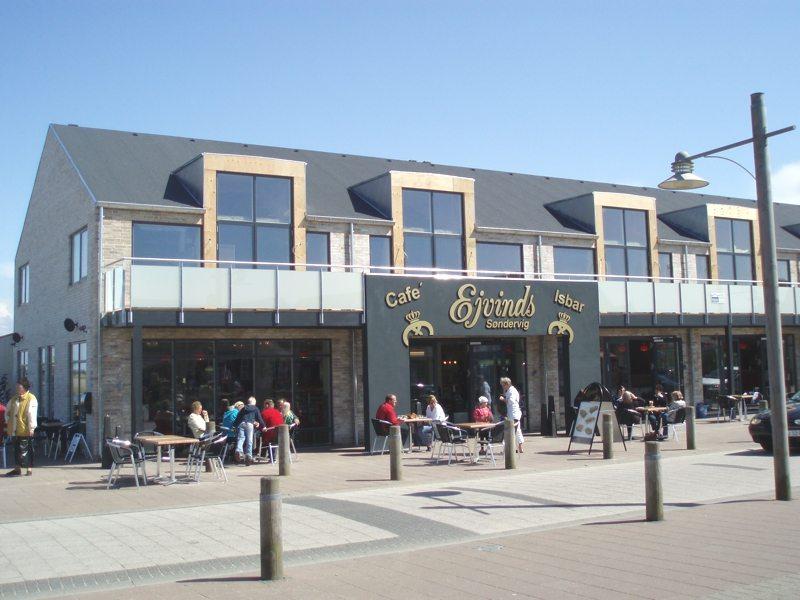 Ejvinds Bageri & Café i Søndervig