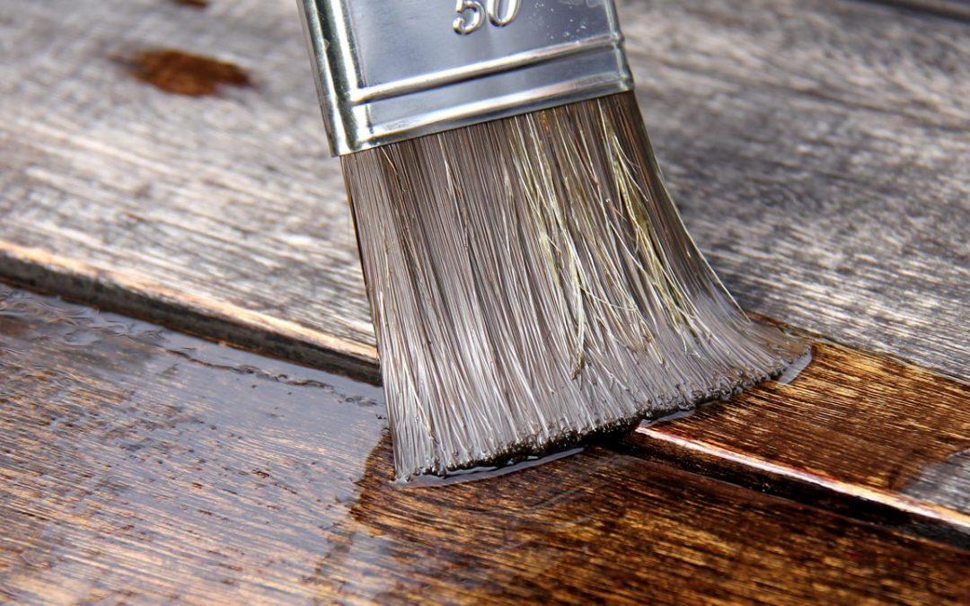 Fjern maler-pletter – nemt og enkelt!
