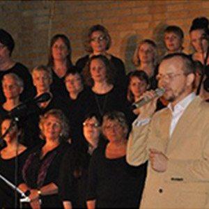 Klittens Tømrer støtter Hvide Sande Gospelfestival