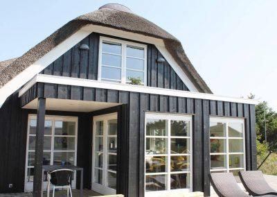 Renovering af et sommerhus i Lyngen