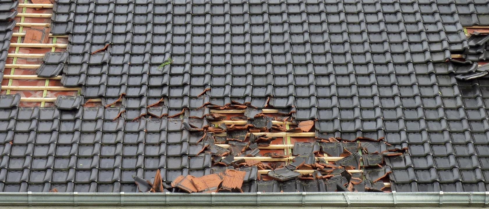 Sådan tjekker du dit hus efter en storm