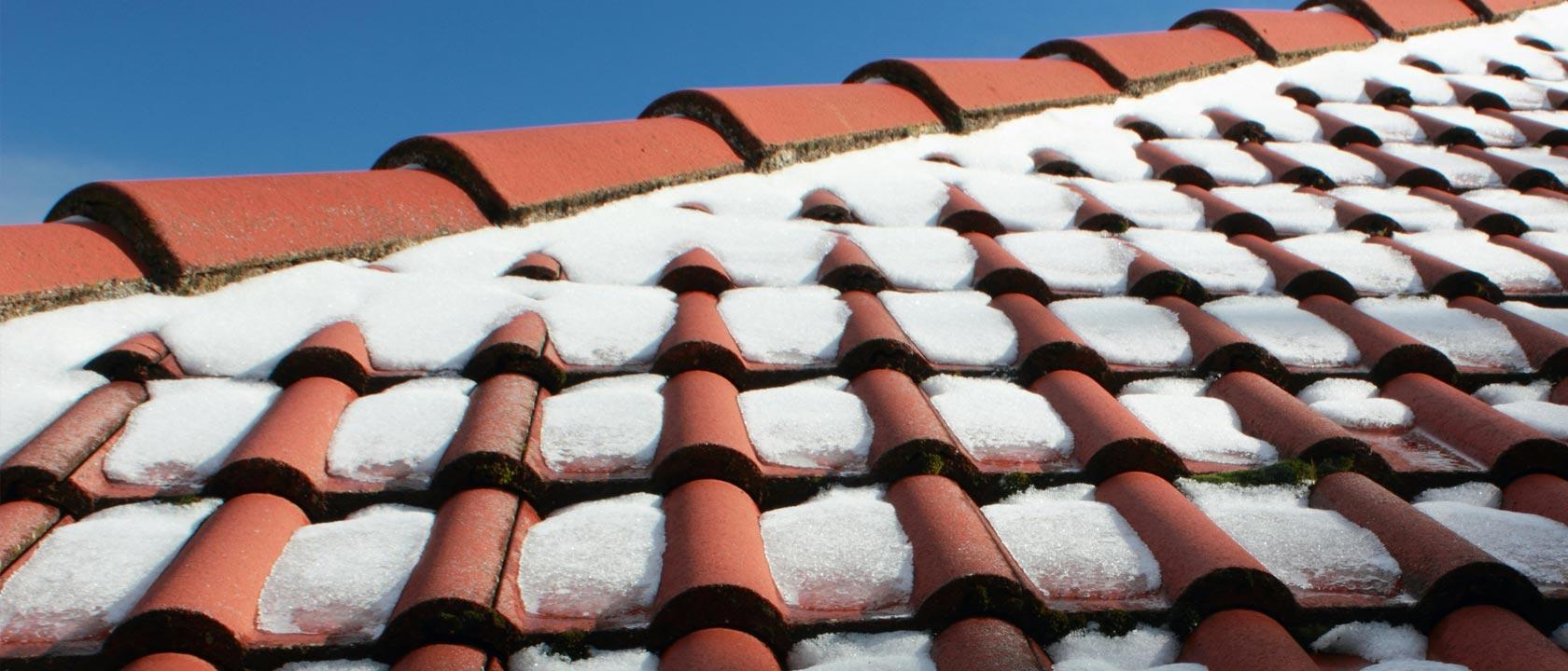 5 gode råd til at tjekke, om dit tag er klar til vinteren